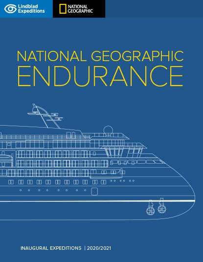 National Geographic Endurance 2020/2021