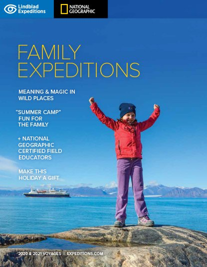 Family Expeditions 2020-21