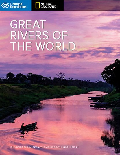 Great Rivers of the World 2019-2021