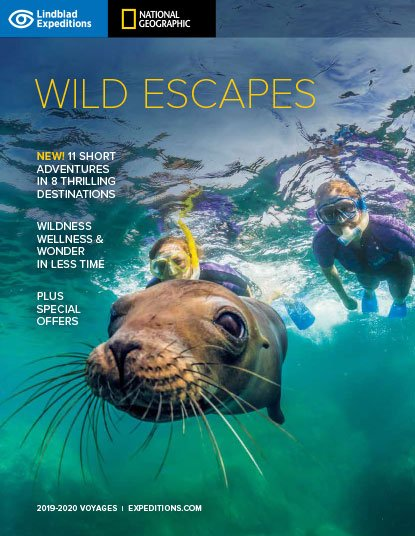 Wild Escapes 2019-2020