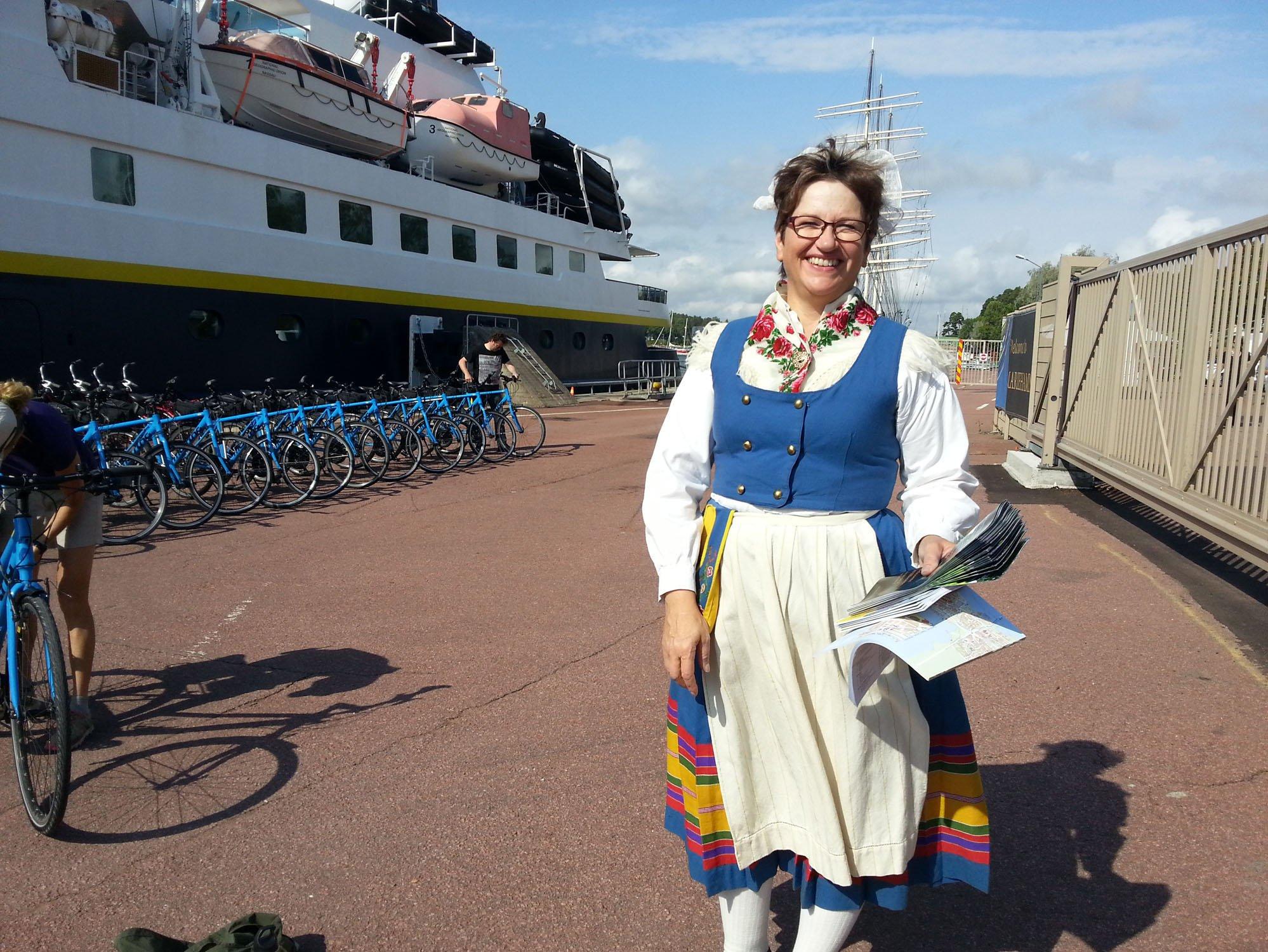 Model Hooker in Mariehamn