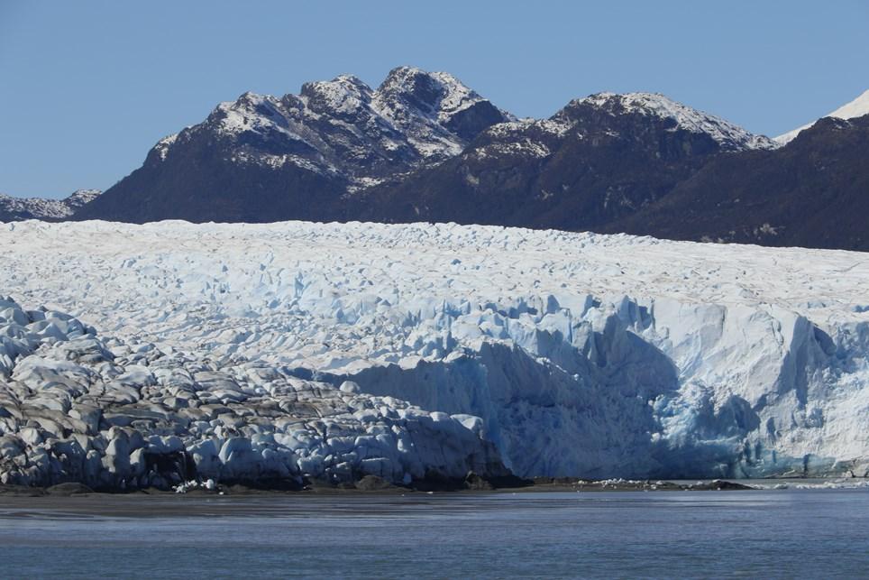 English Narrows and Pio XI Glacier, Chile - Lindblad Expeditions