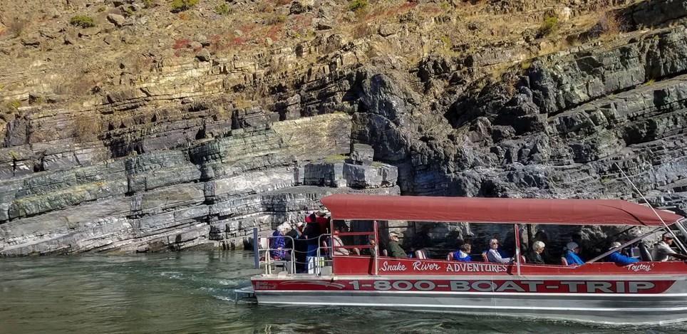Hells Canyon Snake River Lindblad Expeditions